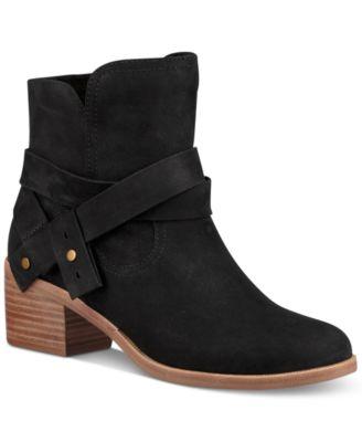 UGG� Elora Block-Heel Booties
