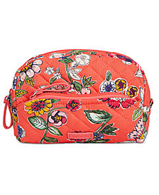 Vera Bradley Iconic Mini Cosmetic Case