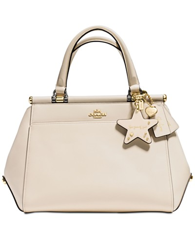 COACH Selena Gomez Star Bag Charm