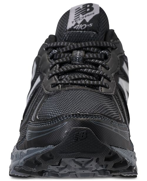New Balance Men s MT410 V5 Wide Running Sneakers from Finish Line ... 787a9ee3f939