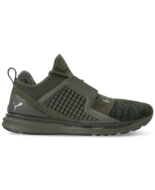 064e8b4a70e ... Puma Men s Ignite Limitless Knit Casual Sneakers from Finish Line ...