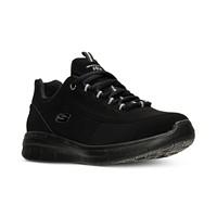 Skechers Womens Synergy 2.0 Side Step Walking Sneakers Deals