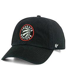 '47 Brand Toronto Raptors CLEAN UP Cap