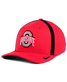 Nike Ohio State Buckeyes Aerobill Classic Sideline Swoosh Flex Cap