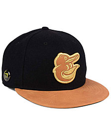 New Era Baltimore Orioles X Wilson Metallic 59FIFTY Fitted Cap