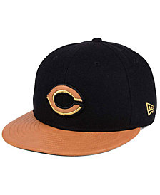 New Era Cincinnati Reds X Wilson Metallic 59FIFTY Fitted Cap