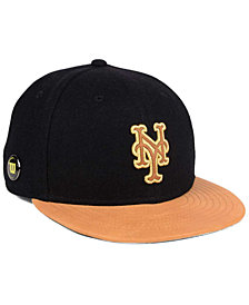 New Era New York Mets X Wilson Metallic 59FIFTY Fitted Cap