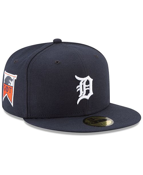 73a33be70 New Era Detroit Tigers Game of Thrones 59FIFTY Fitted Cap - Sports ...