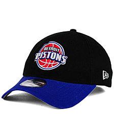 New Era Detroit Pistons 2 Tone Shone 9TWENTY Cap