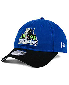 New Era Minnesota Timberwolves 2 Tone Shone 9TWENTY Fitted Cap