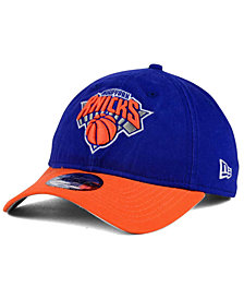 New Era New York Knicks 2 Tone Shone 9TWENTY Fitted Cap