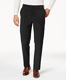 Men's Classic-Fit Stretch Corduroy Performance Pants