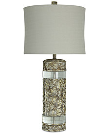Harp & Finial Adelaide Table Lamp