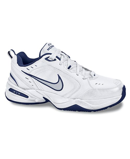 cb6ff1ad83d Nike Men s Air Monarch Sneakers from Finish Line   Reviews - All ...
