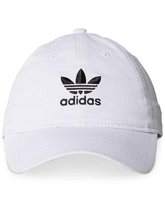 Adidas adidas  mujer 's Originals algodon relajado Cap las marcas