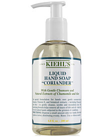 Kiehl's Since 1851 Liquid Hand Soap - Coriander, 6.8-oz.
