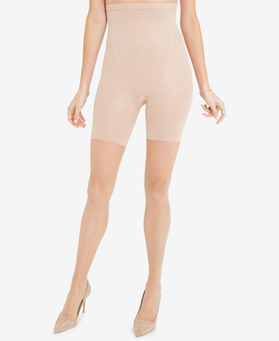SPANX High Waisted Tummy Control Sheers