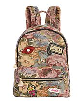 Betsey Johnson Brocade Small Backpack