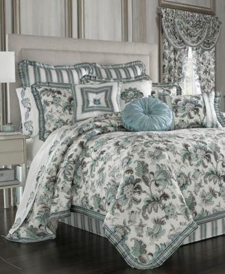 Atrium 4-Pc. Queen Comforter Set