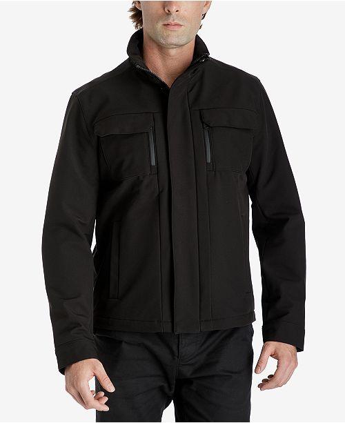 Michael Kors Michael Kors Men's Multi-Seasonal Soft Shell Jacket