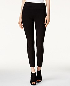 Pull-On Ponte Leggings, Created for Macy's