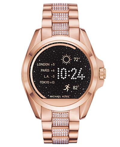 Gucci Diamond Watch At Macy S