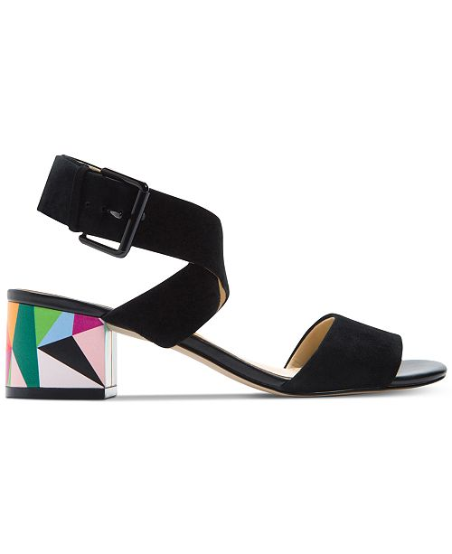 35cf84e23e6 Katy Perry Margot Block-Heel Sandals   Reviews - Sandals   Flip ...