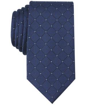 Perry Ellis Men's Sedium Grid Tie thumbnail