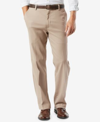 Image of Dockers Men's Easy Classic Fit Khaki Stretch Pants