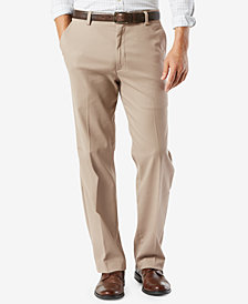 Dockers Men's Easy Classic Fit Khaki Stretch Pants