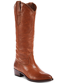 Frye Women's Ray Western Pull-On Boots