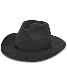 Sean John Men's Felt Fedora, Created for Macy's