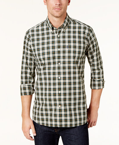 Barbour Men's Cadman Tartan Pocket Shirt