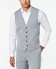 I.N.C. Men's Marrone Vest, Created for Macy's
