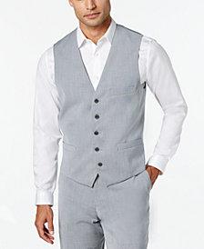 I.N.C. Men's Marrone Vest, Created for Macy's