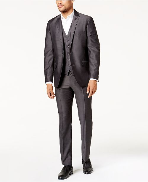 INC International Concepts I.N.C. Men's Royce Suit Separates, Created for Macy's