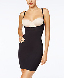 Maidenform Women's  Firm Control Open Bust Body Shaper Slip 2541