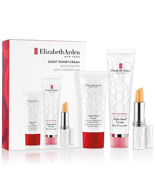 Elizabeth Arden 3-Pc. Eight Hour Cream Nourishing Skin Essentials Gift Set