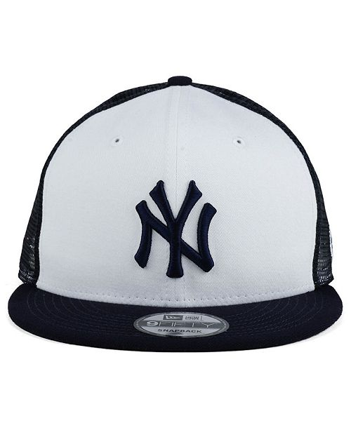 e2d3bfb8b32 clearance new era new york yankees old school mesh 9fifty snapback cap  sports fan shop by