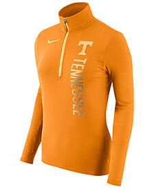 Nike Women's Tennessee Volunteers Stadium Element Quarter-Zip Pullover
