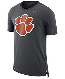 Nike Men's Clemson Tigers Meshback Travel T-Shirt