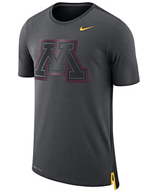 Nike Men's Minnesota Golden Gophers Meshback Travel T-Shirt