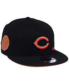 New Era Cincinnati Reds X Wilson Side Hit 9FIFTY Snapback Cap