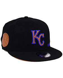 New Era Kansas City Royals X Wilson Side Hit 9FIFTY Snapback Cap
