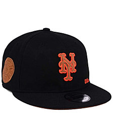 New Era New York Mets X Wilson Side Hit 9FIFTY Snapback Cap