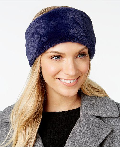 81ffbd07060 Calvin Klein Faux Fur Headband   Reviews - Handbags ...