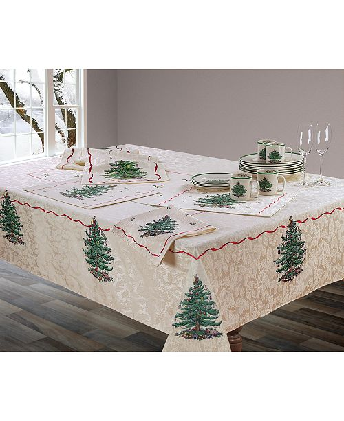 Christmas Tree Shop Tablecloth