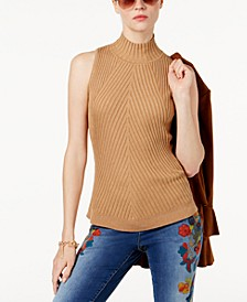 INC Mock-Neck Sweater, Created for Macy's