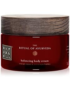 The Ritual Of Ayurveda Balancing Body Cream, 7.4 oz.
