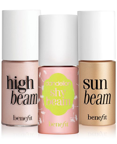 Benefit Cosmetics Benefit 3-Pc. 1st Prize Highlighters Set